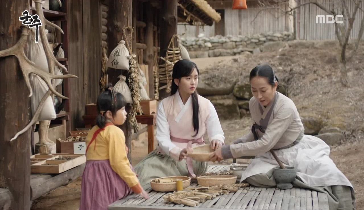 Ruler–Master of the Mask: Episodes 9-10 » Dramabeans Korean drama recaps