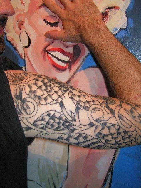 cook hops tattoo pesquisa google tattoos pinterest hop rh pinterest com Hops Craft Beer Clip Art Tattoos Women Hip Hop