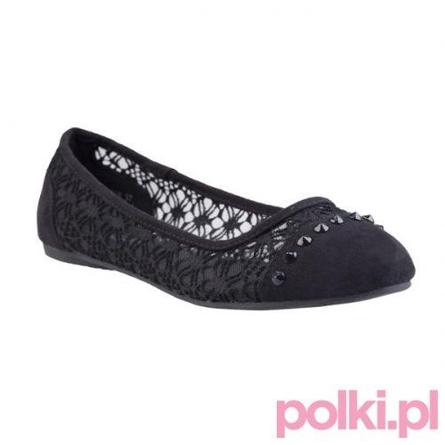Czarne Baleriny Ccc Fashion Shoes Polki