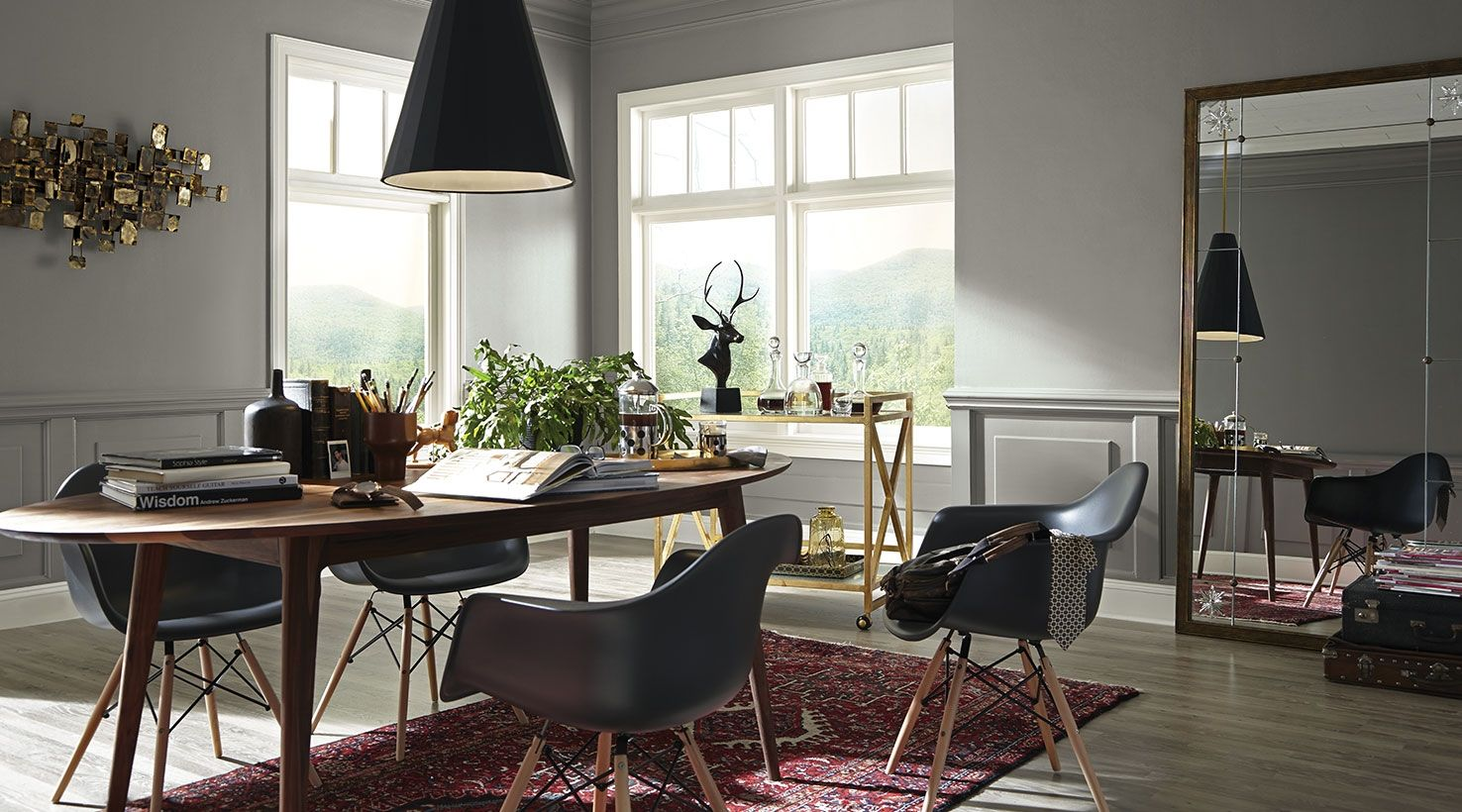 Dining Room Paint Color Ideas Inspiration Gallery Sherwin