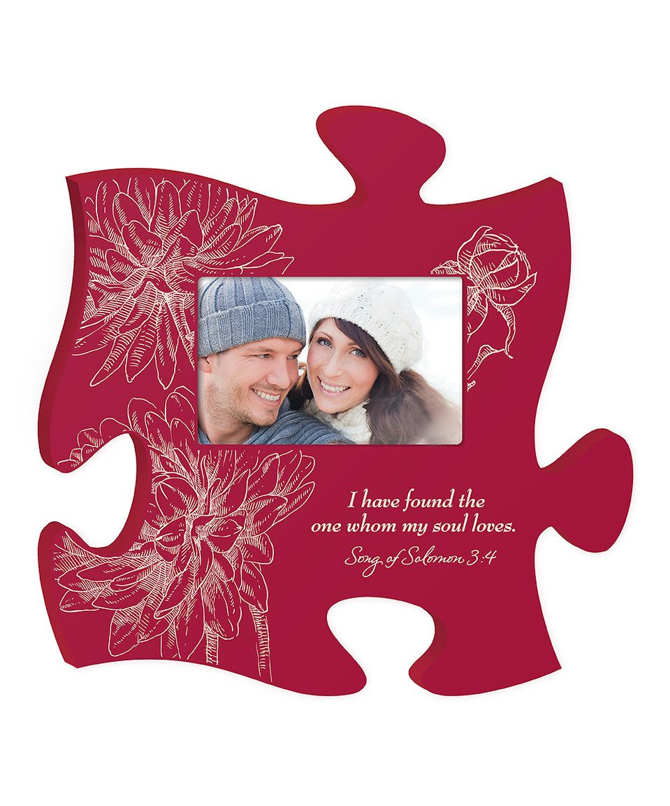 Look What I Found On Zulily Found Love Puzzle Piece