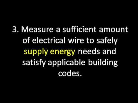 How to Estimate Building Materials for Home Construction - YouTube