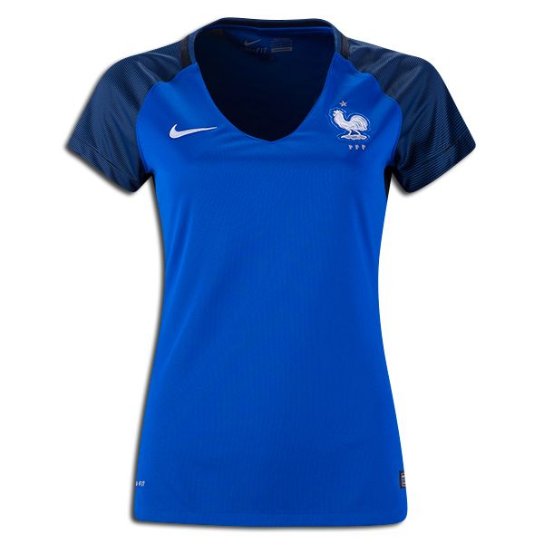 2018 fifa world cup france womens home soccer jersey