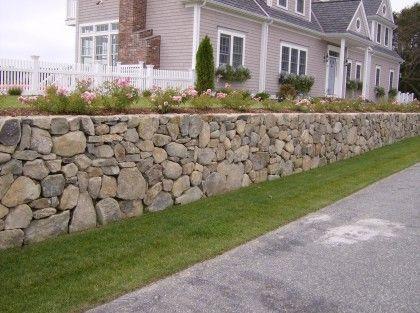 Garden Bones The Design Mod Remod Landscaping Retaining Walls Stone Walls Garden Retaining Wall Design
