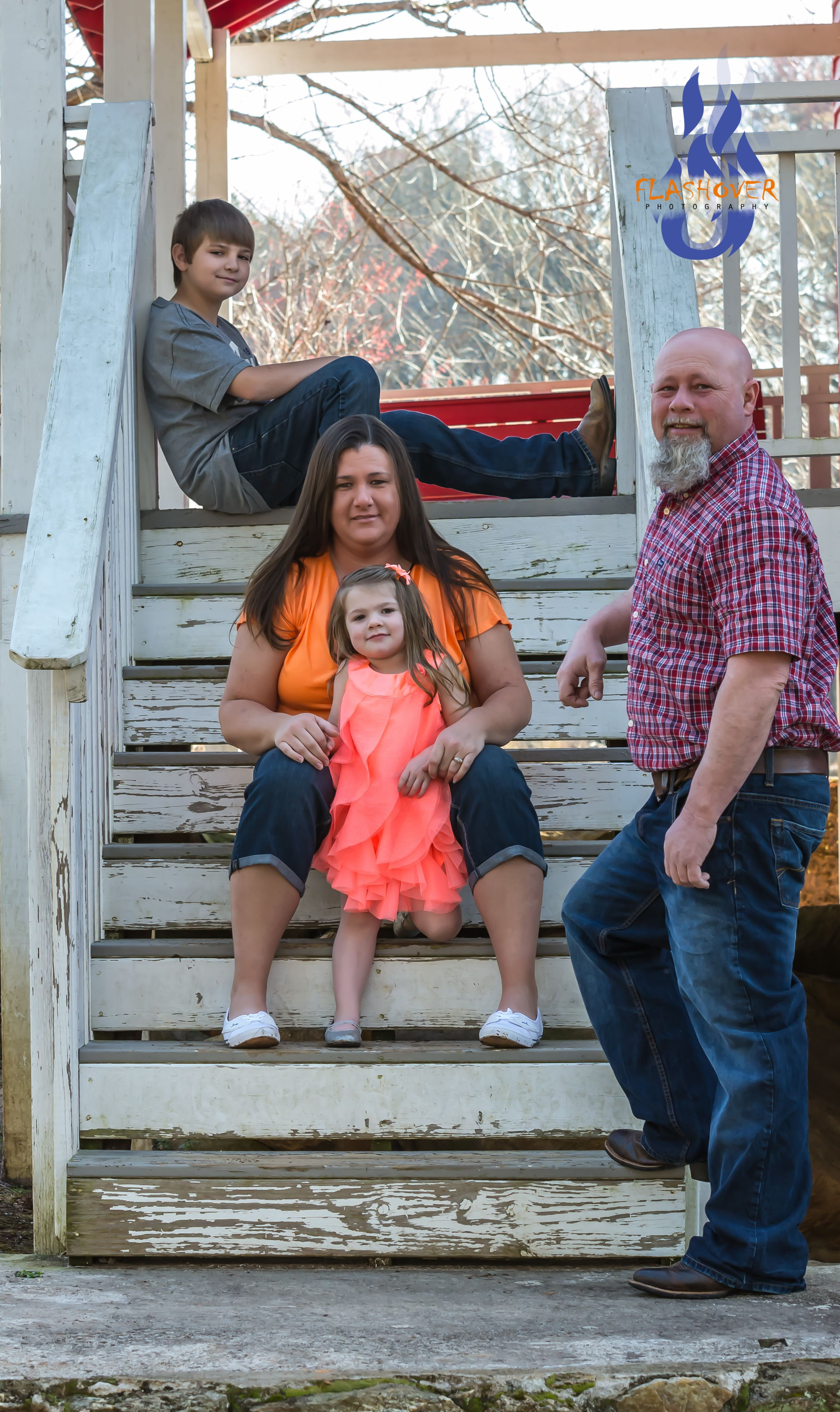 Littlefield family taken out at Starr's Mill