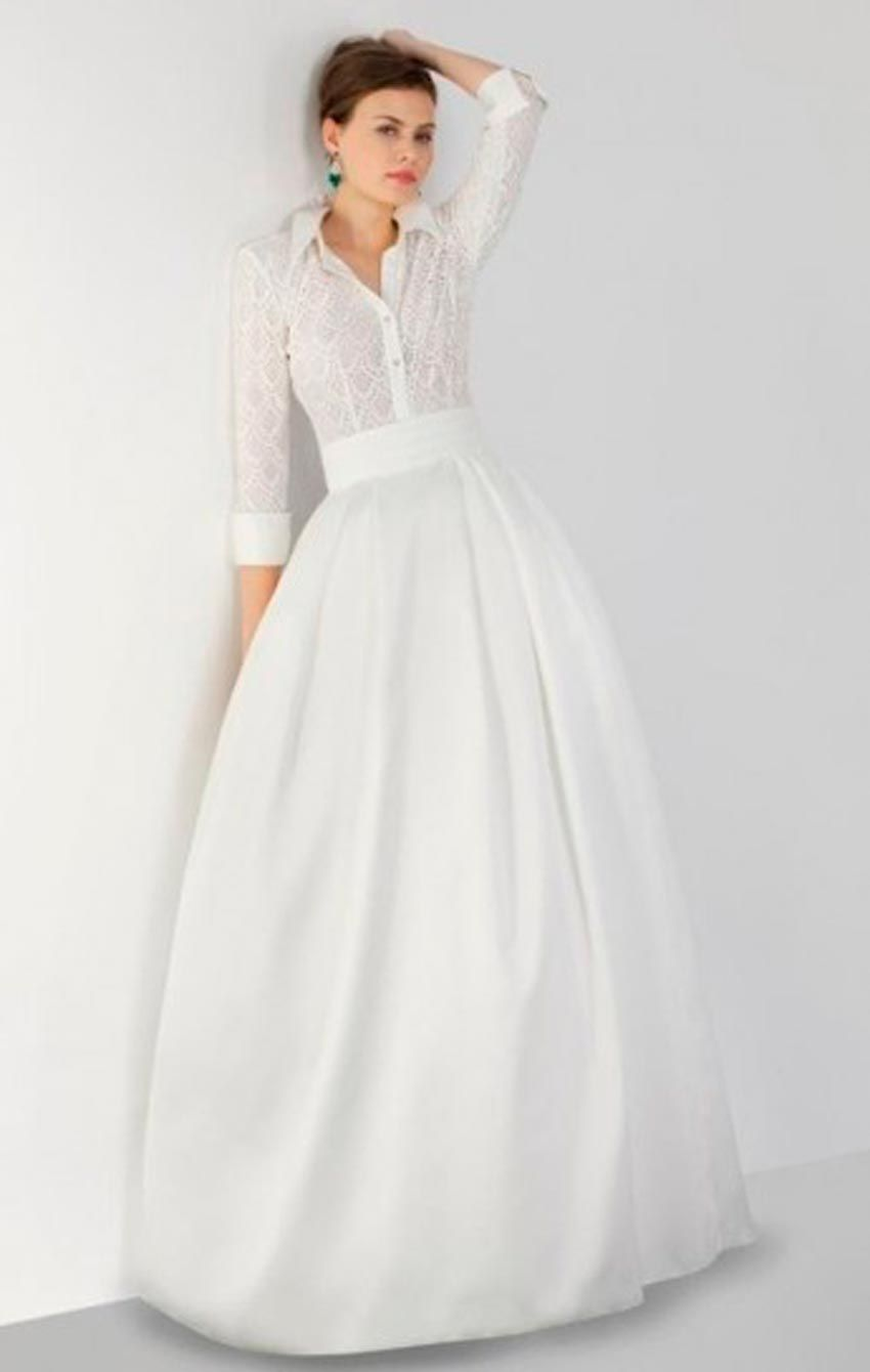 Winter Wedding Dresses Http Www Luciasecasa Noticias Lo Ultimo