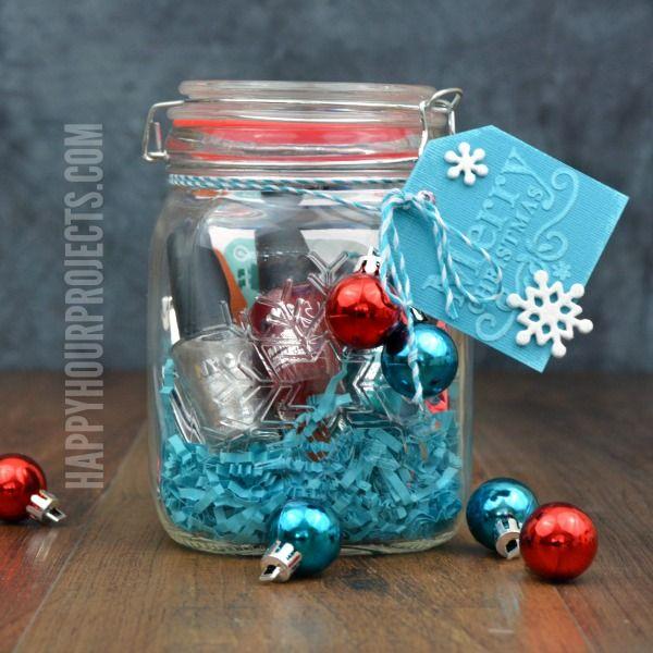 Creative Ways To Give A Gift Card The Mason Jar Gift Christmas Gift Baskets Christmas Gift Baskets Diy Diy Christmas Gifts