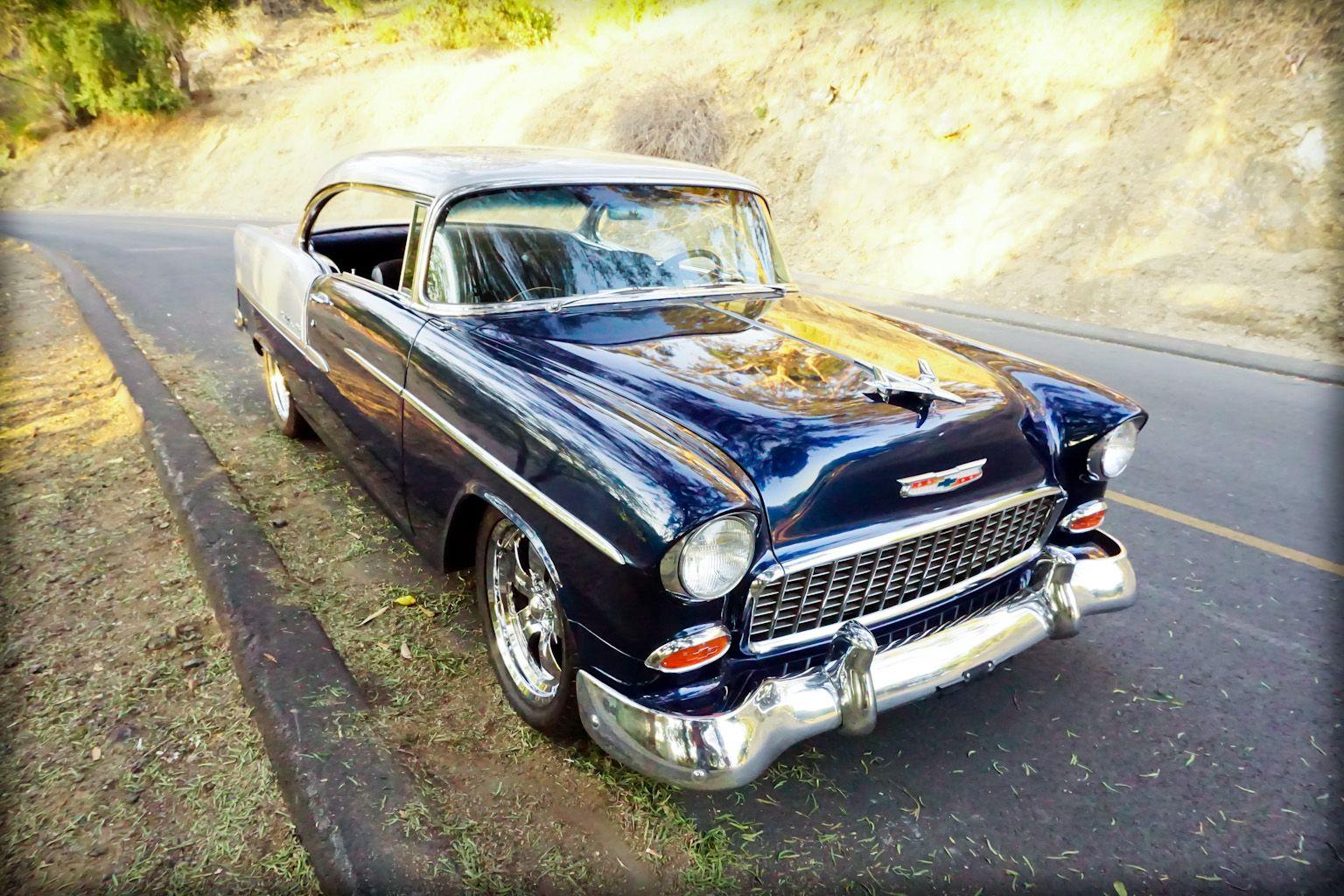 1955 Chevrolet Bel Air Chevrolet Bel Air 1955 Chevrolet Bel Air