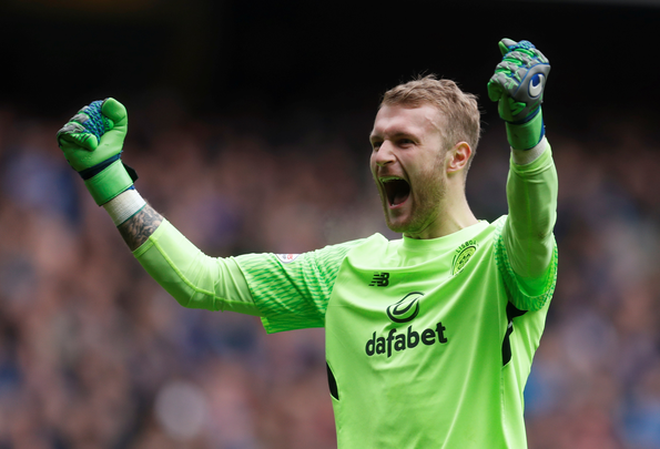 In The Latest Celtic News Fans On Social Media Have Praised Hoops Goalkeeper Scott Bain For His Performance In The Match Against Motherwell