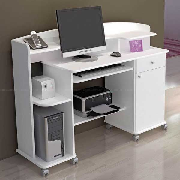 22 Diy Computer Desk Ideas That Make More Spirit Work Computer