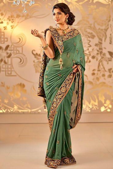 Vestido tipico hindu mujer