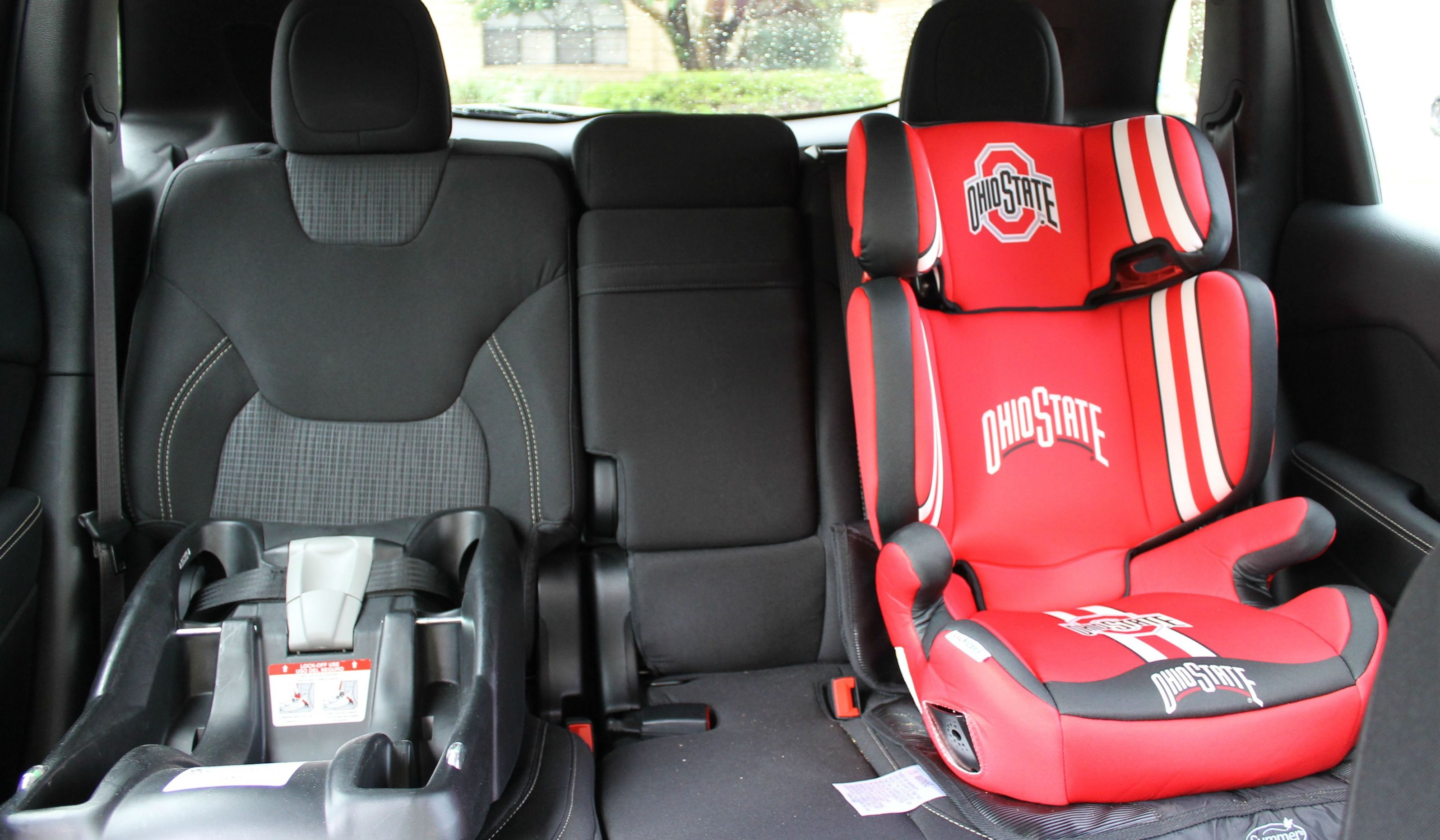 Lil Fan Ohio State Booster Seat For Kids Has A Wide Selection Of Sports Themed Seats Perfect Your Little