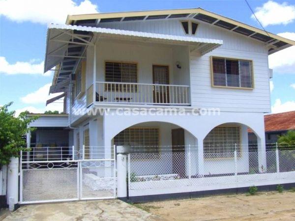 Vakantiewoning Suriname, Paramaribo - Huurwoning Suriname, Paramaribo - Stagewoning Suriname, Paramaribo Beterwonenstraat Vacation House Rental