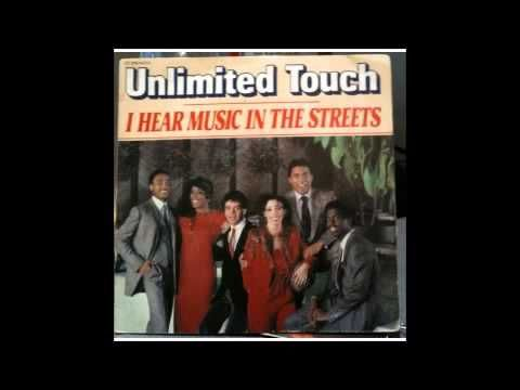 """JESSIE SPENCER: Unlimited Touch - """"I Hear Music In The Streets"""""""