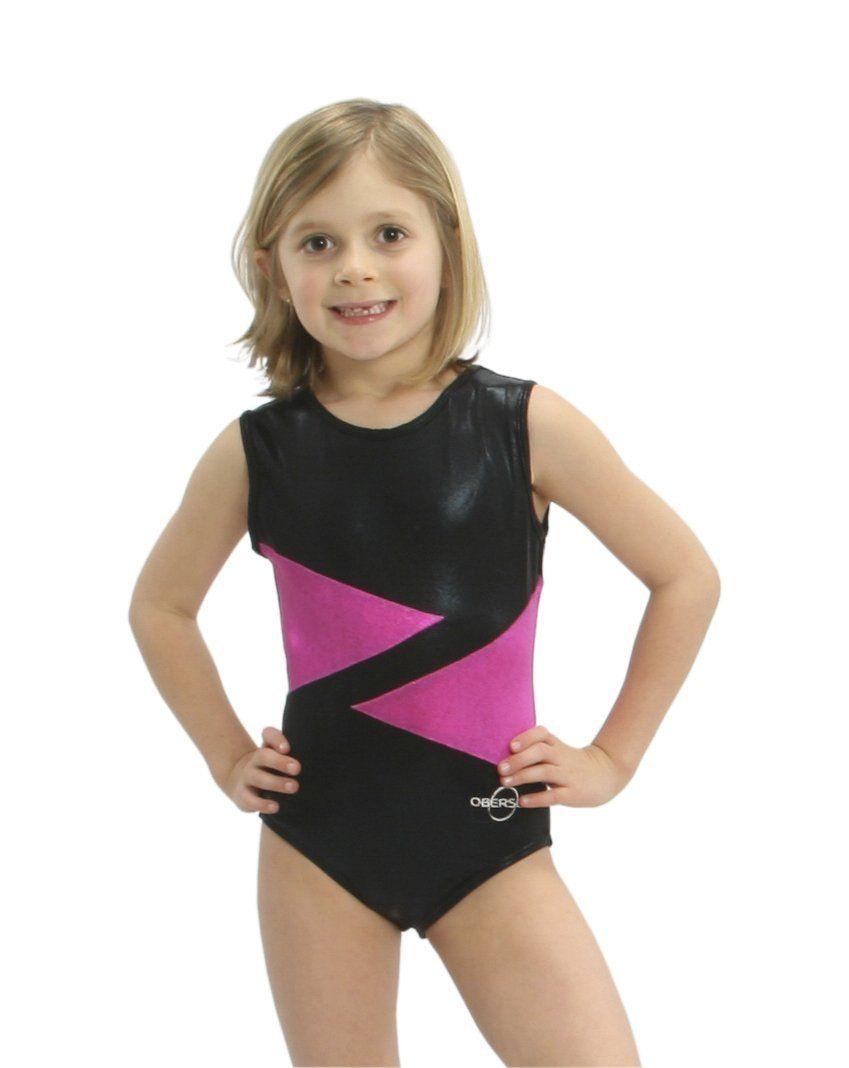 6a88ec4b8 Amazon.com   Obersee Girl s Gymnastics Leotard   Sports   Outdoors ...