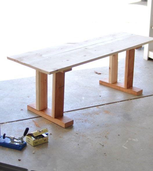diy table legs wood table diy diy tile