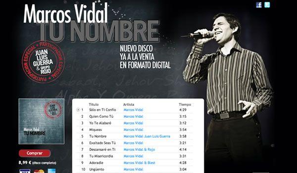 Marcos Vidal Content