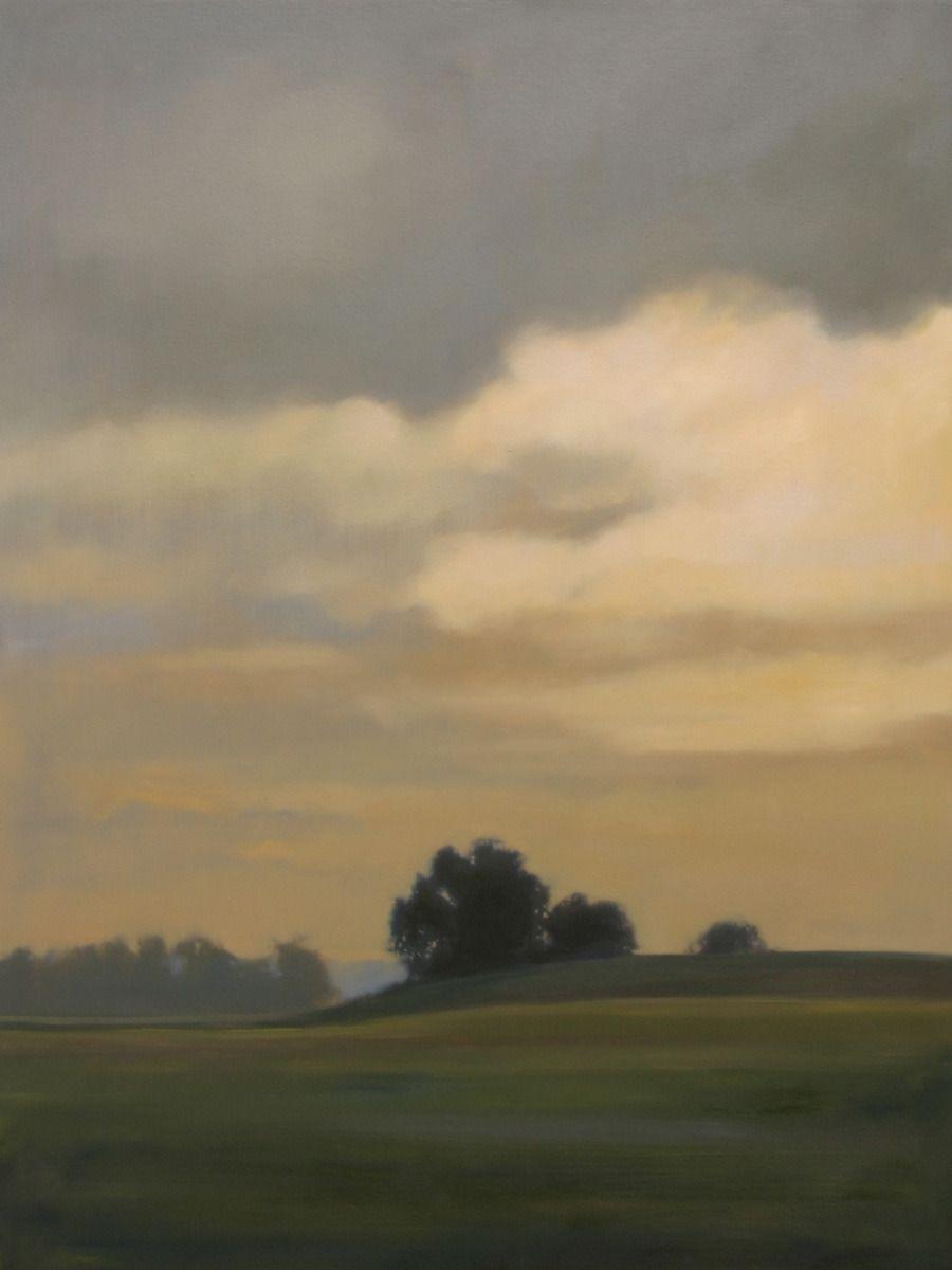 megan lightell - recent work - Evening Moment, 36x48
