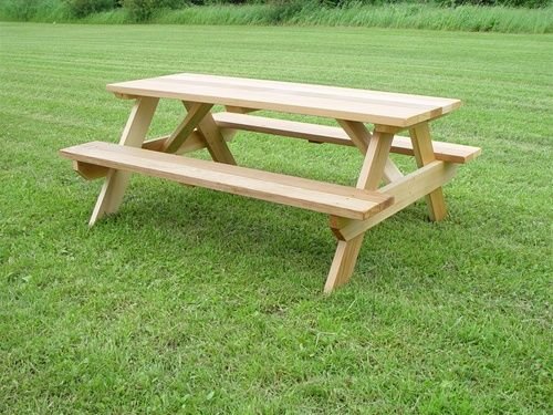 48 Kids Picnic Table Easy To Move Seats 6 Children 48 Long Picnic Table Kids Picnic Table Toddler Picnic Table