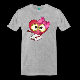 Valentine's Shirt! http://kreativeinkinder.spreadshirt.com/