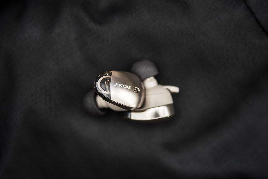 Bluetooth In Ear Kopfhorer Sony Wf 1000x