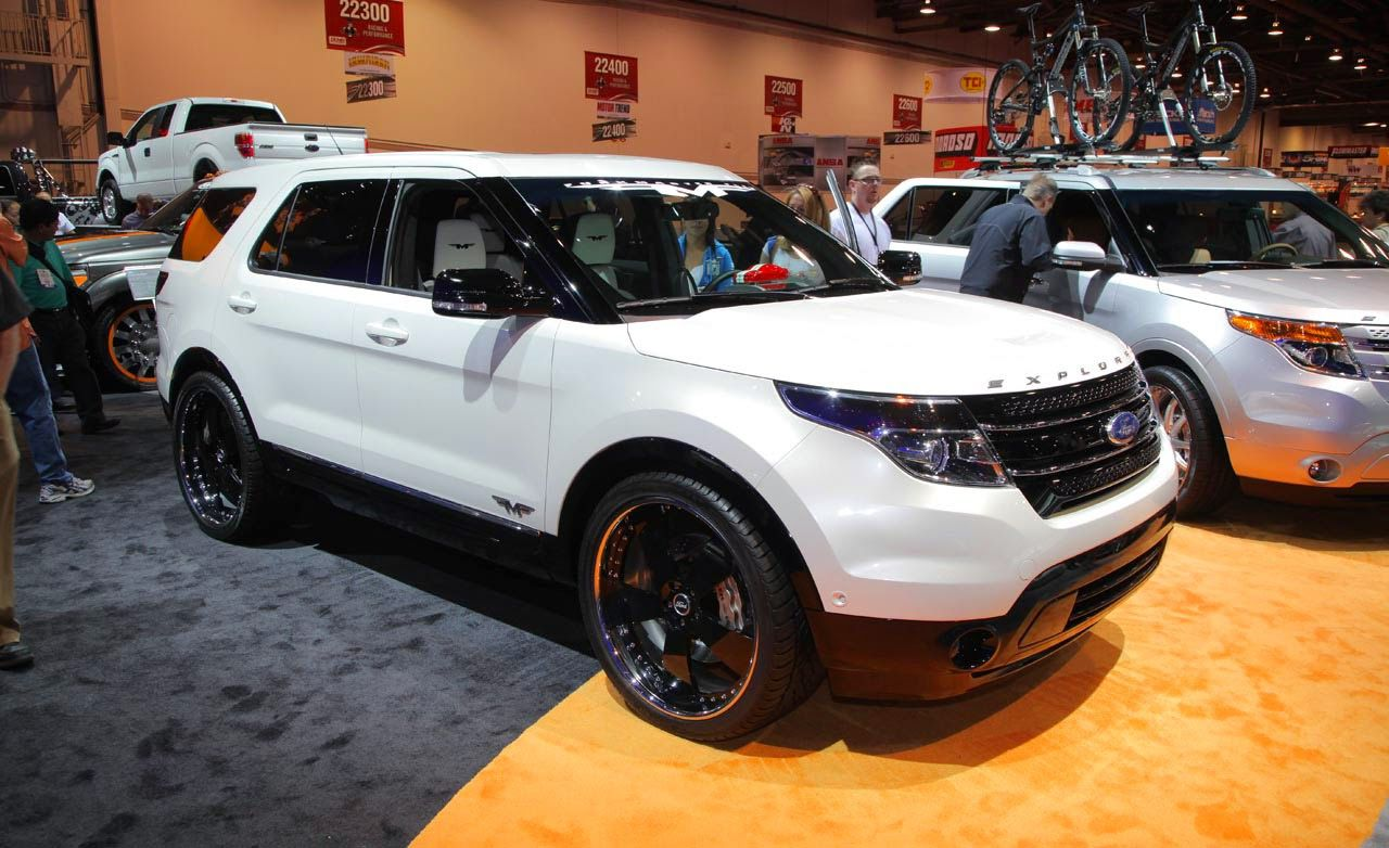 2015 Ford Explorer With Images Ford Explorer Ford Explorer