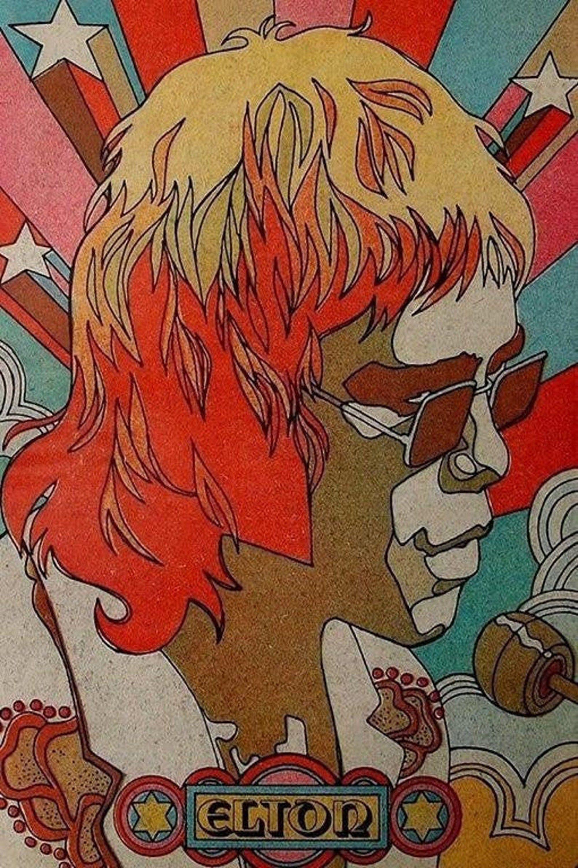 Elton John 70 S Vintage Stars Rock Poster Etsy In 2021 Vintage Music Posters Vintage Poster Art Vintage Posters