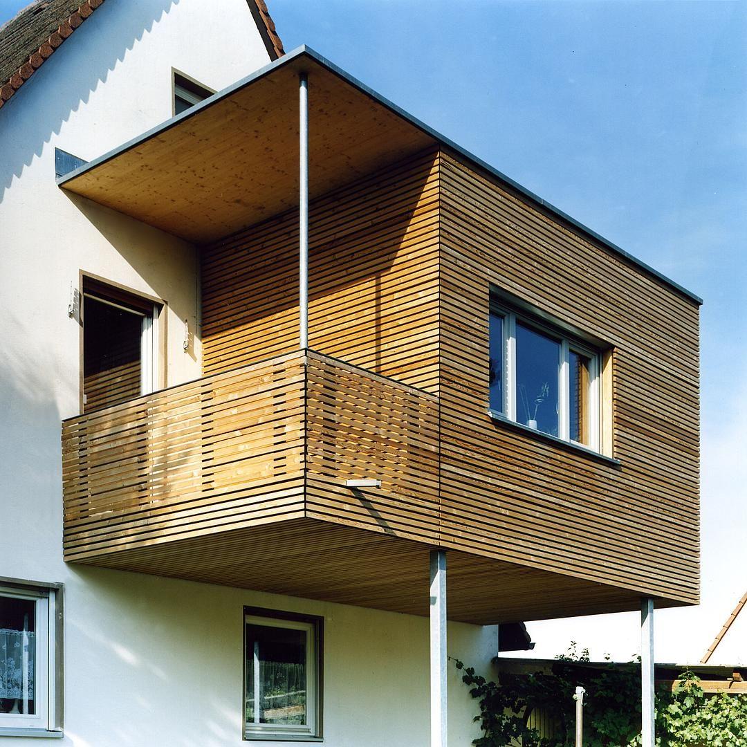 Ideen für einen Hausanbau Erweiterung einer