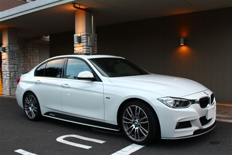 white m performance kit bmw f30 bmw bmw 3 series. Black Bedroom Furniture Sets. Home Design Ideas
