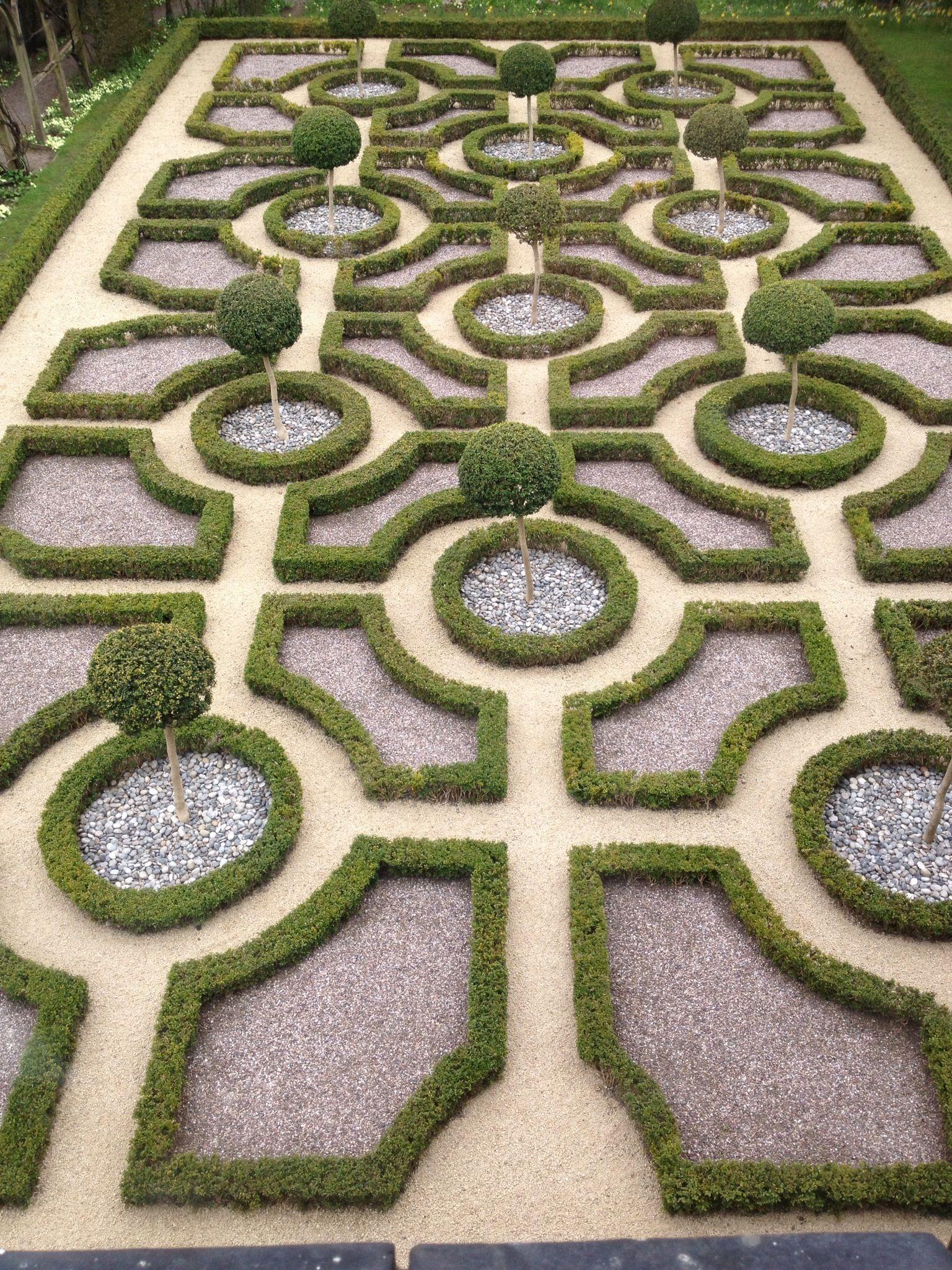 Knot Garden Formal Garden Design Formal Gardens Parterre Garden