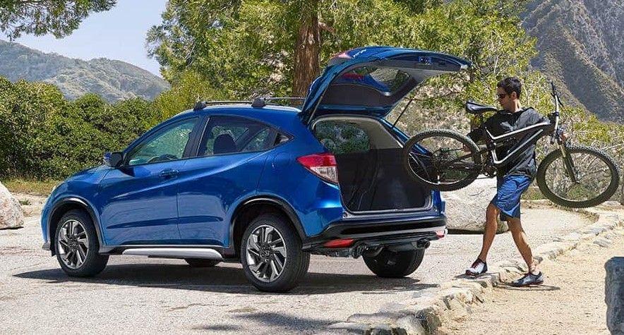 2019 Honda HRV Specs Honda hrv, Lexus gx, Chevrolet trax
