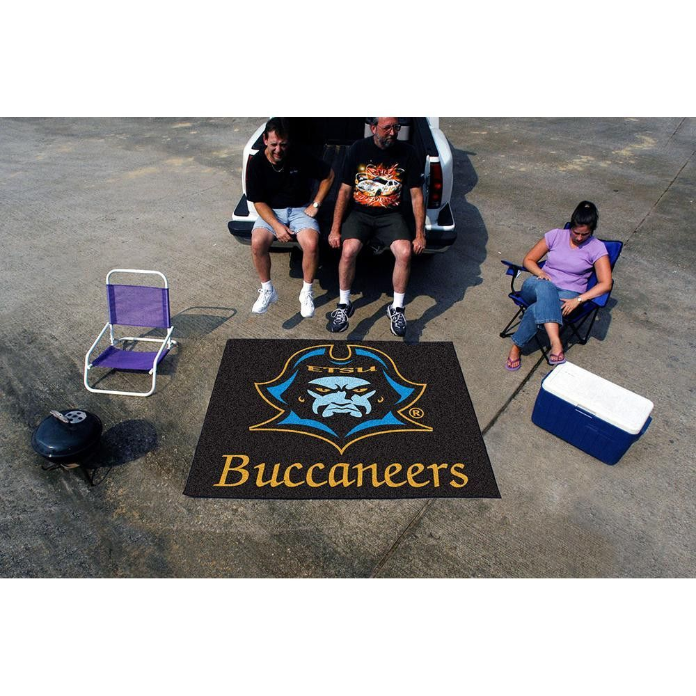 East Tennessee State Buccaneers NCAA Tailgater Floor Mat