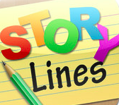 Story Lines app-- create a story together as a group- each student does one part!