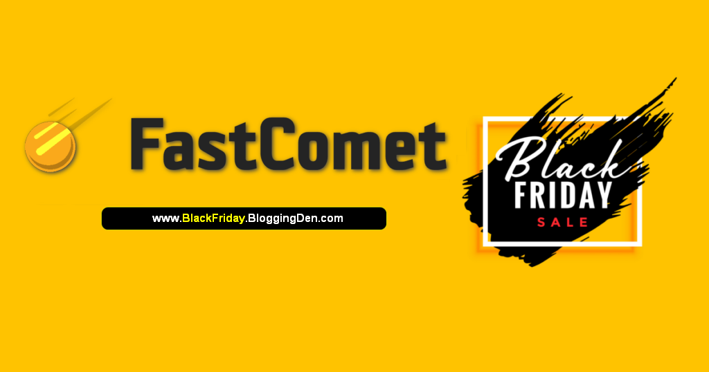 Fastcomet Black Friday 2020 Sales Will Be Starting Before The Black Friday In November 2020 It Is One Of In 2020 Black Friday Cyber Monday Specials Cyber Monday Deals
