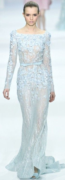 Elie Saab SS 2012 Couture♥✤ | Keep the Glamour | BeStayBeautiful