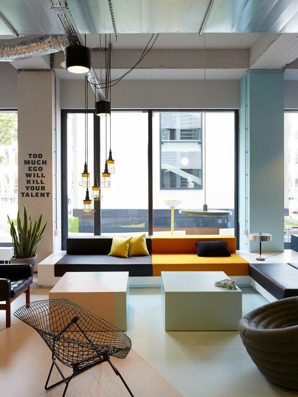 wohnzimmer möbel modern trendy geometrisch | sofa | Pinterest ...