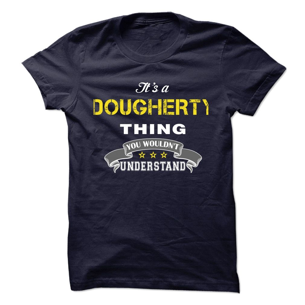 Perfect DOUGHERTY Thing