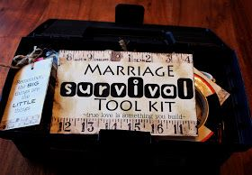 Creative Try Als Marriage Survival Tool Kit