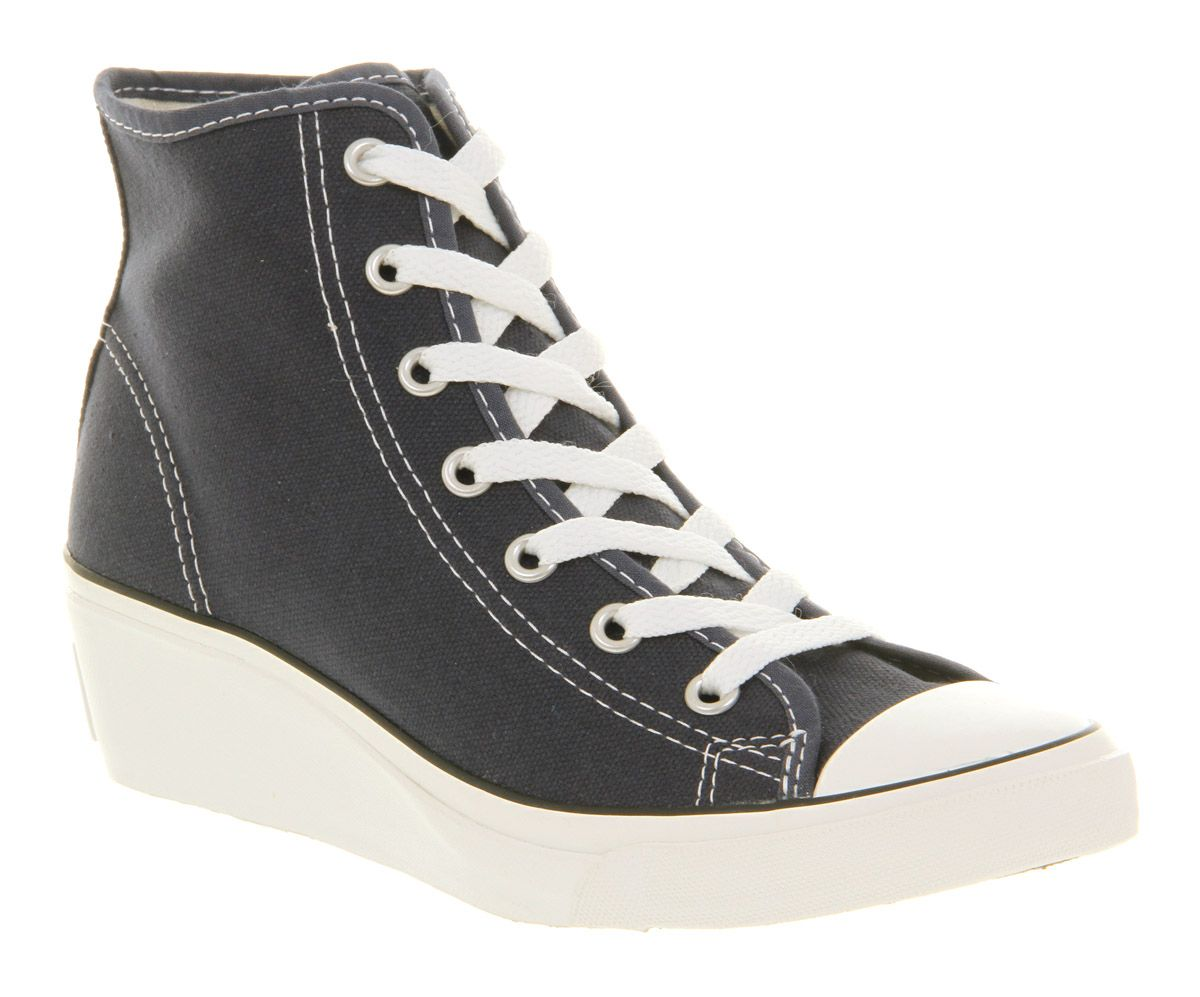 7f6004f5e6c1 Converse ALL STAR HINESS NAVY Shoes - Converse Trainers - Office Shoes