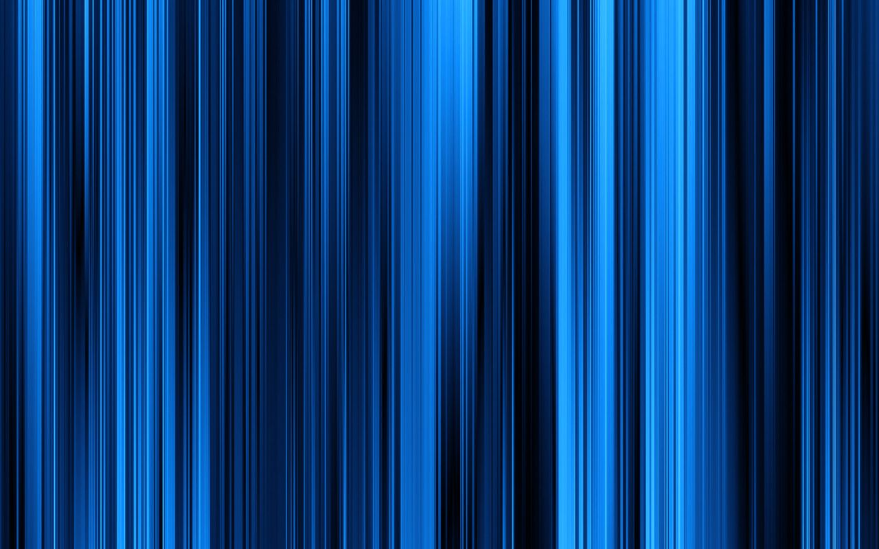 Pink and blue striped wallpaper