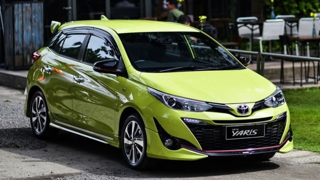 what does the 2020 Toyota Yaris Australia come out Yaris