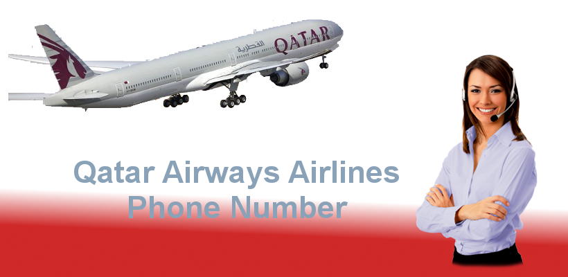 Qatar Airways Phone Number +1(844)2734508 For
