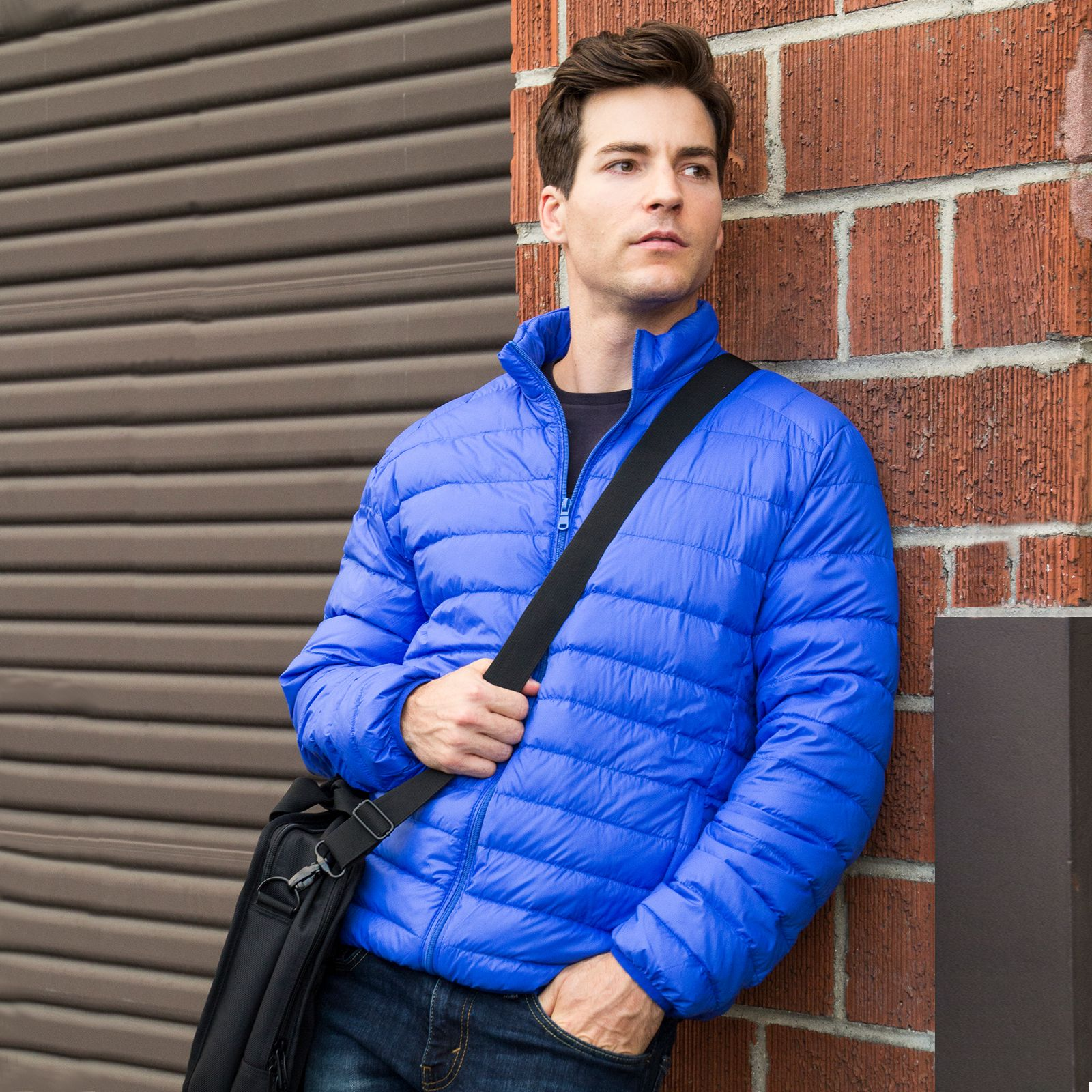 The Niko Down Puffer Jacket Is Warm Sleek And Stylish Down Is Nature S Best Insulation And Niko Is Filled With 90 Down Puffer Coat Puffer Mens Down Jacket [ 1600 x 1600 Pixel ]