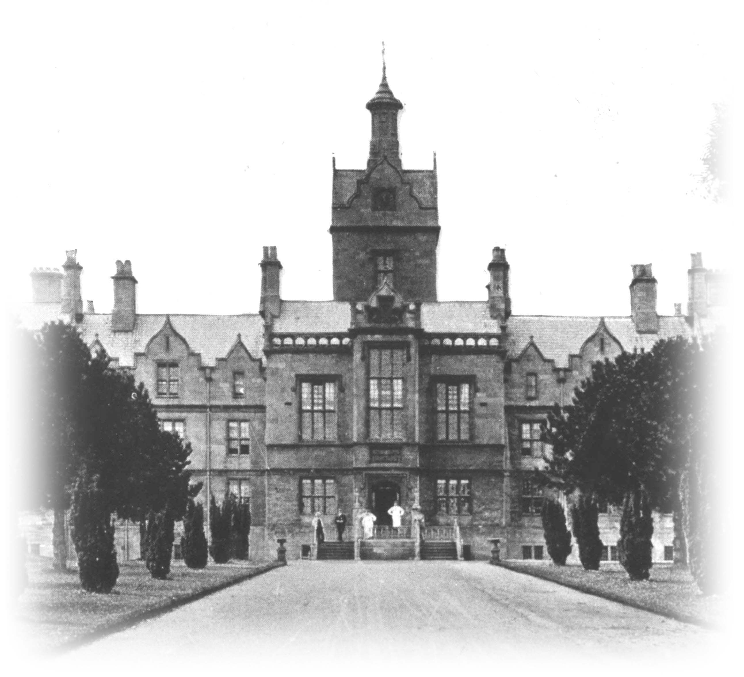 North Wales Hospital Denbigh Abandoned Prisons Insane Asylum Abandoned Asylums