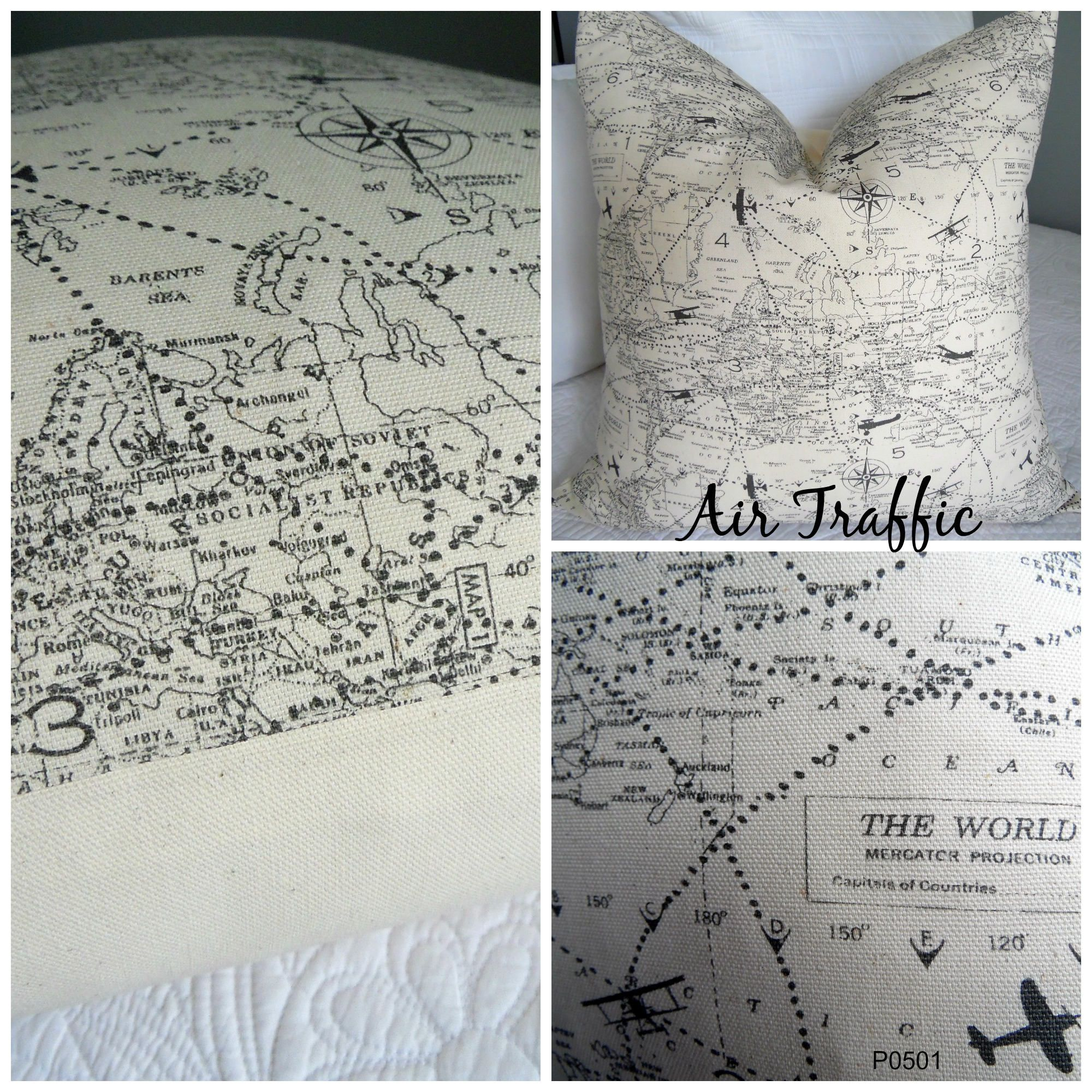 AIR TRAFFIC.Gift for Him.Pillows .Slip Cover.Military.Navy ...