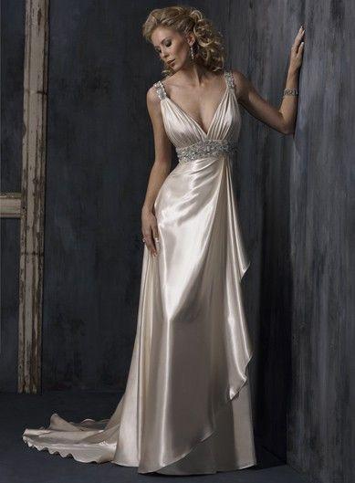 non-traditional wedding dresses | Non Traditional Wedding Dress ...