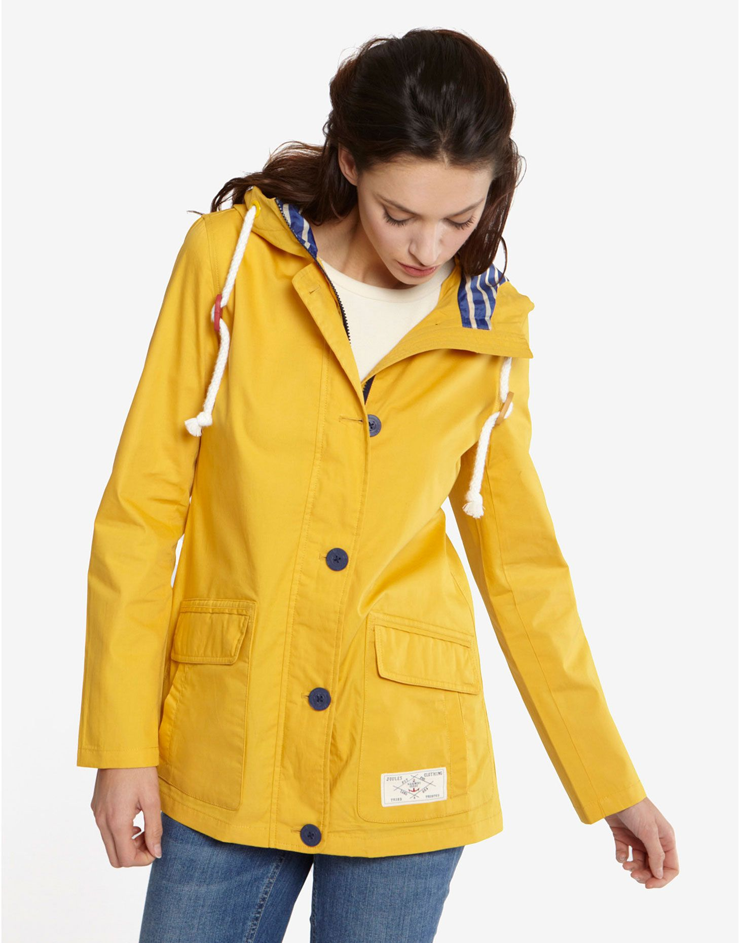 TISBURY Womens Nautical Jacket | Winter | Pinterest | Yellow ...