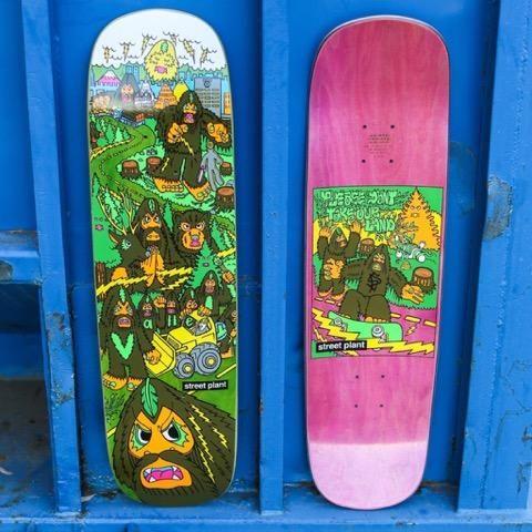 Pin By The Dark Slide On Mike Vallely Skateboard Decks Skateboard Skate Art
