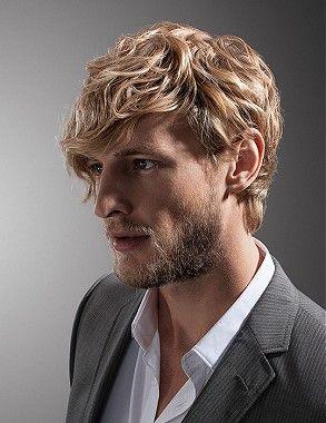 Men Hairstyles Men Blonde Hair Top 10 Hair Styles Warm Blonde Hair