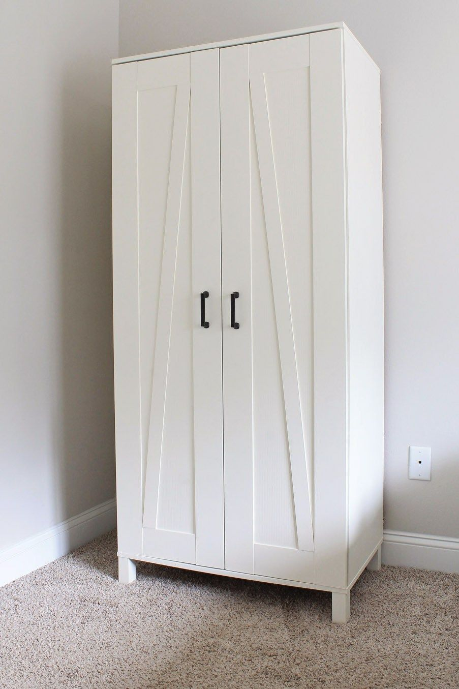 IKEA Hack: Aneboda Wardrobe | Do it yourself | Pinterest | Möbel